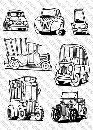 010 Little Vehicles