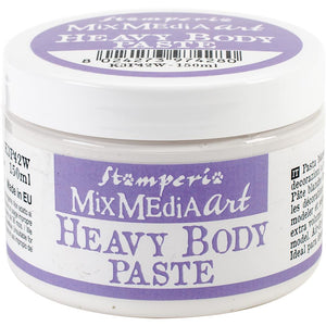 K3P42W Heavy Body Paste White 150ml