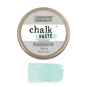 635220 Chalk Paste 100ml Aquamarine