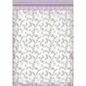 DFSA3026 Rice Paper A3 Provence Flowers