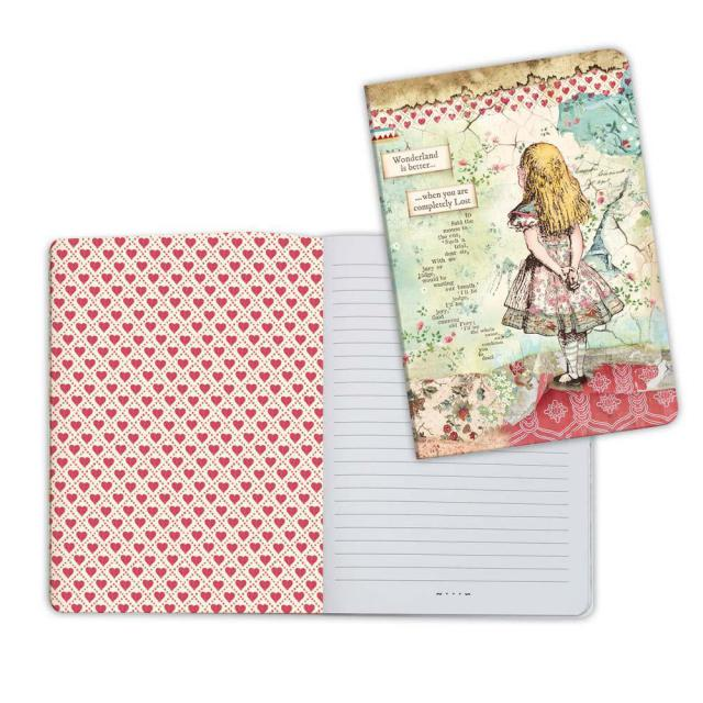 ENBA5005 Notebook A5 Alice