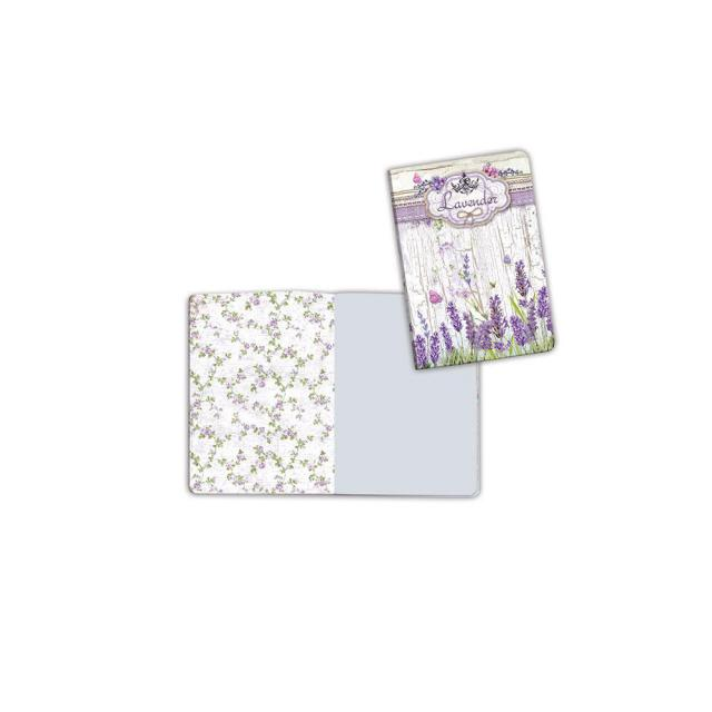 ENBA6023 Notebook A6 Lavender
