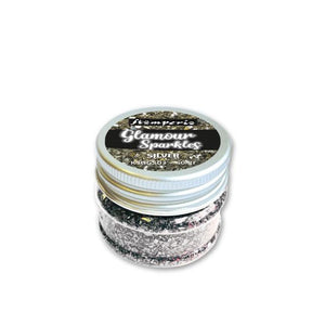 K3GGS05 Glamour Sparkles Silver