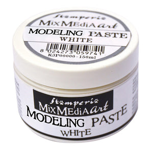 K3P38W Modelling paste 150ml - White