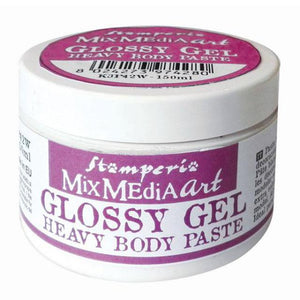 K3P43 Glossy Gel 150 ml.  Heavy Body Paste
