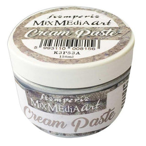 K3P53A Cream Paste Metallic 150ml Silver