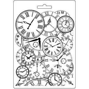 K3PTA548 Soft Mold A5 Clocks