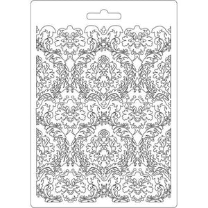 K3PTA554 Soft Mold A5 Damask