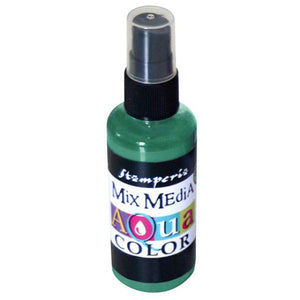 KAQ001 Aquacolor Spray Verdone