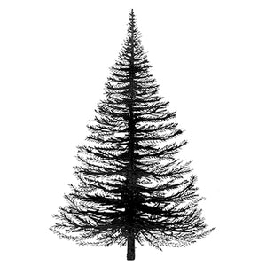 LAV022 Fir Tree 1.77x2.76""