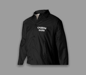 Open image in slideshow, Black Jacket (Embroidered)