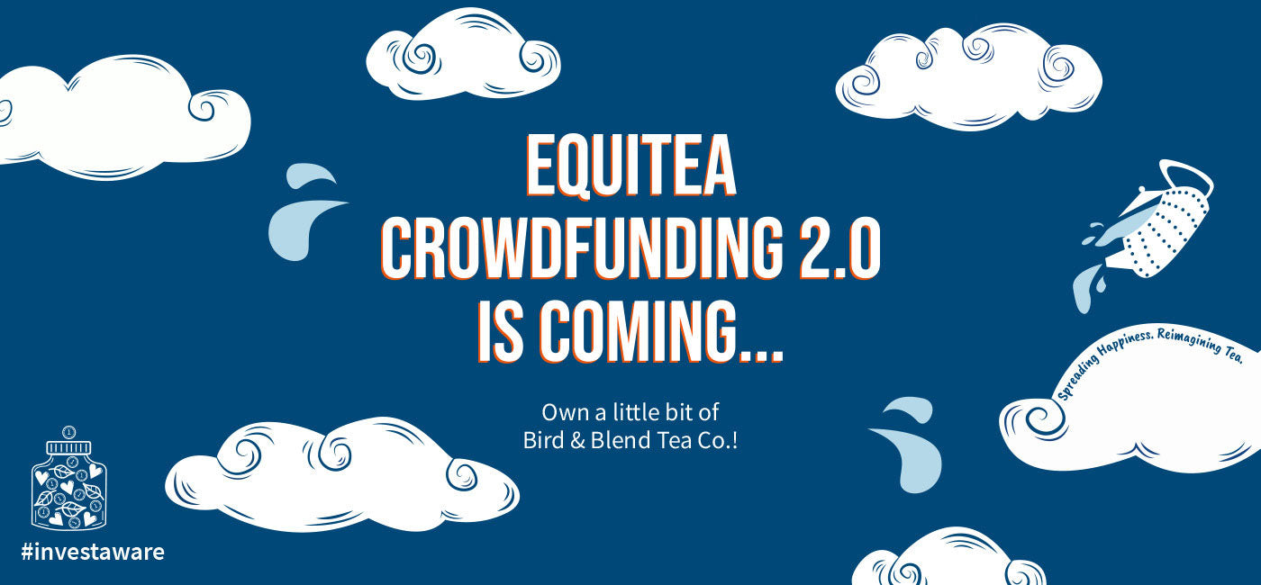 Crowd funding Bird and Blend