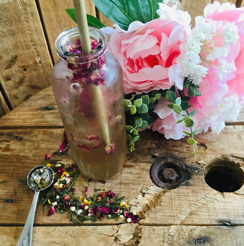 A Sprinkle Of Fairy Dust Cocktail/Mocktail Recipe