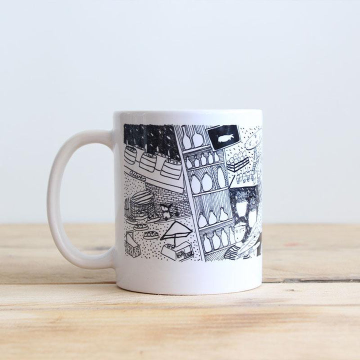 London Borough Tea Mug