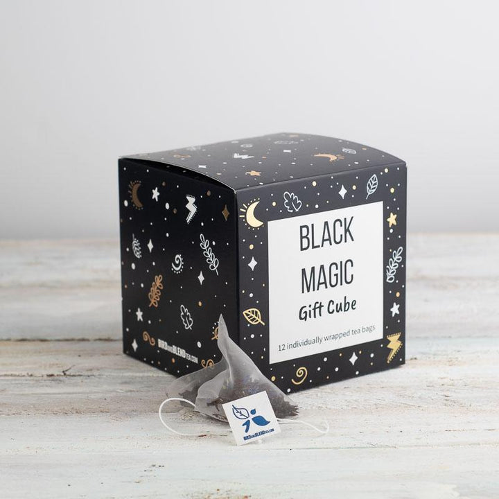 Black Magic Gift Cube