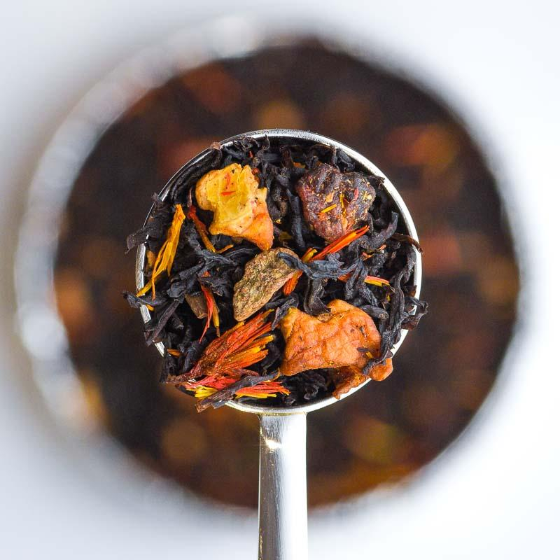Bonfire Toffee Tea
