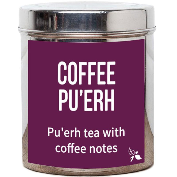 Coffee Pu'erh Tea