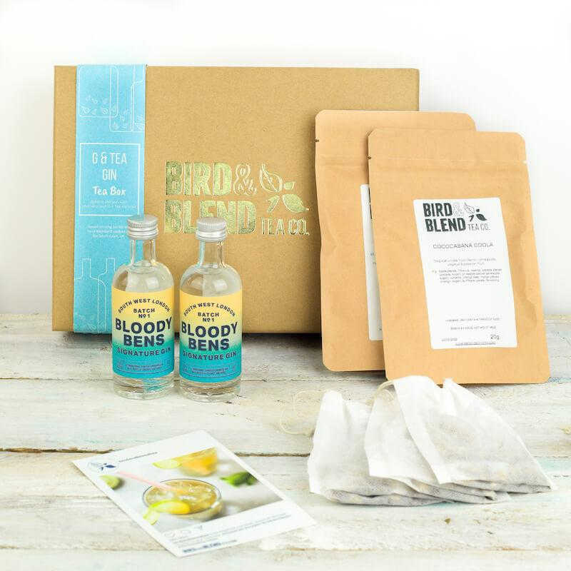 G & Tea Infusion Gift Box