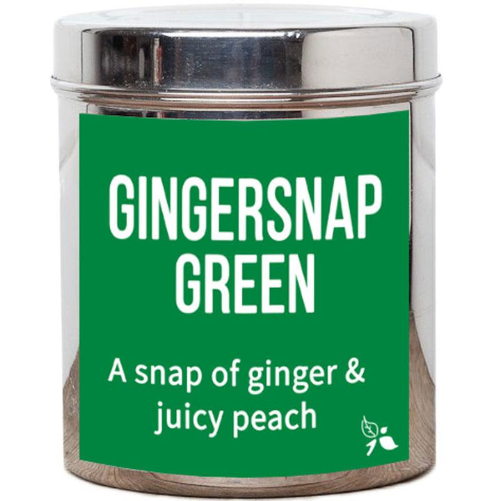Gingersnap Green Tea