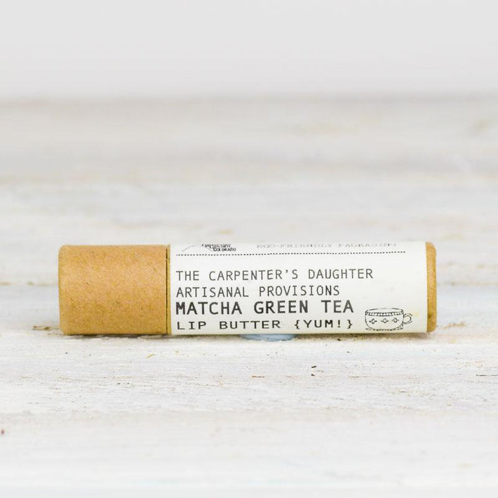 Matcha Lip Butter