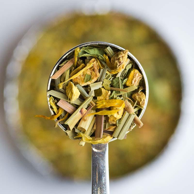 Morning Kick Yerba Mate Energy Tea