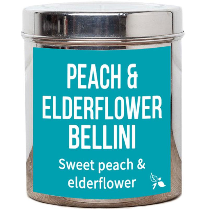 Peach & Elderflower Bellini Tea