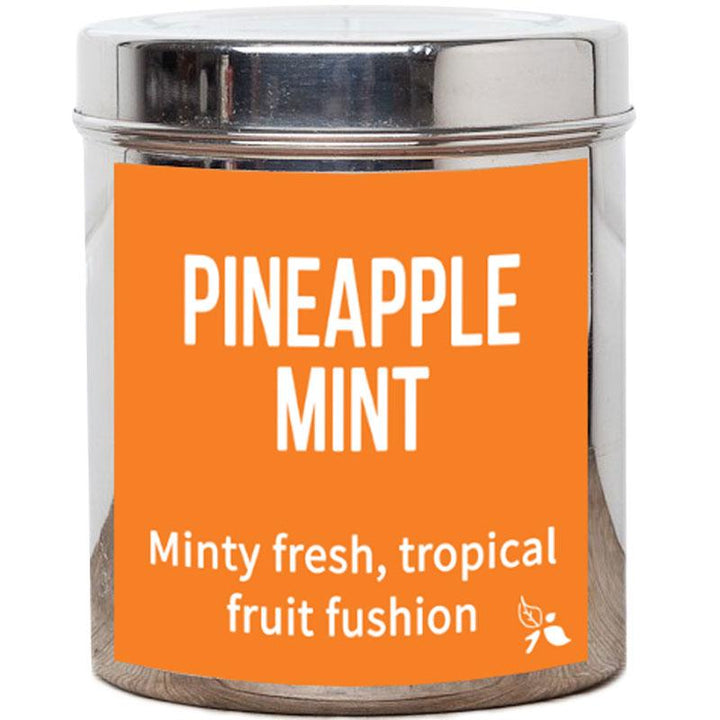 Pineapple Mint Tea