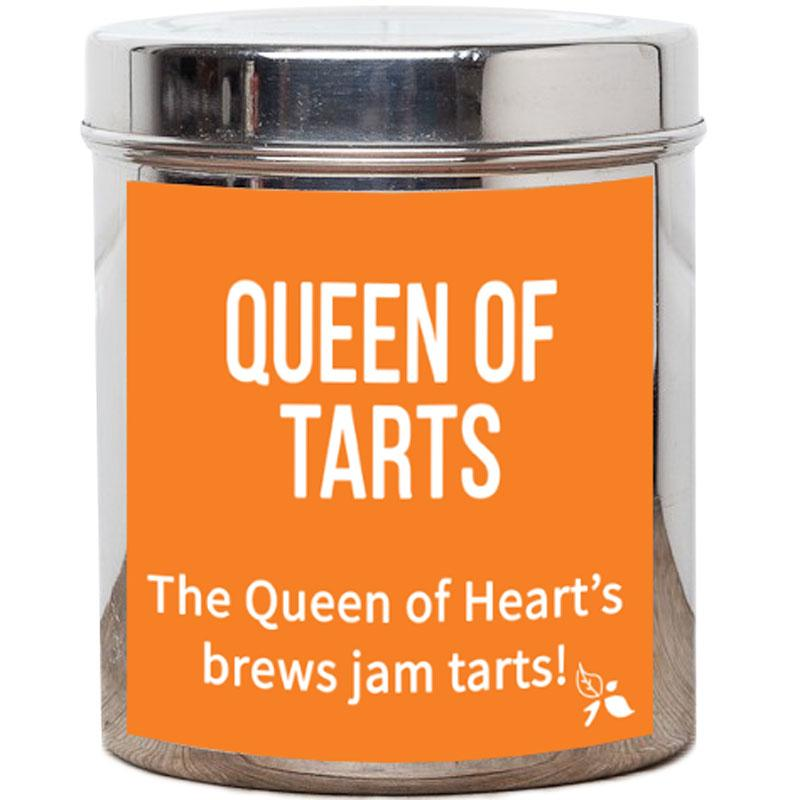 Queen of Tarts Tea