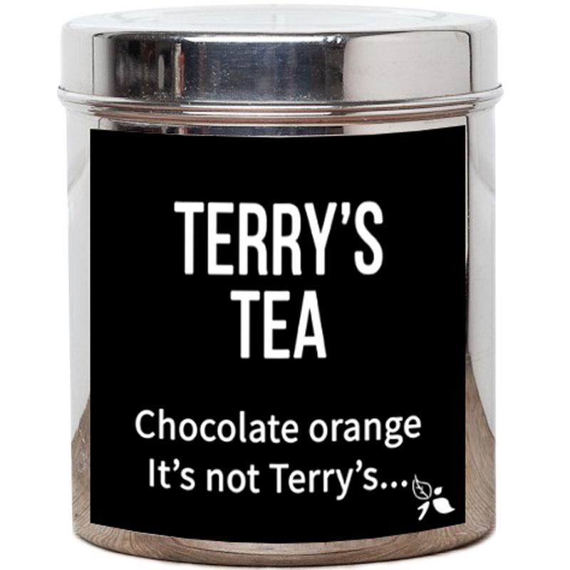Terry's Chocolate Orange Tea