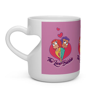 Heart Shape Love Bubble Mug