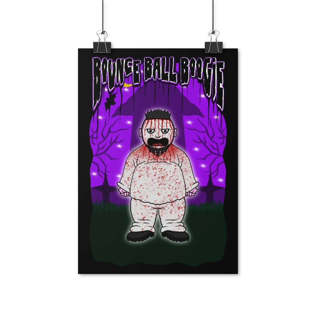 Ghostly Boogie Boi Poster