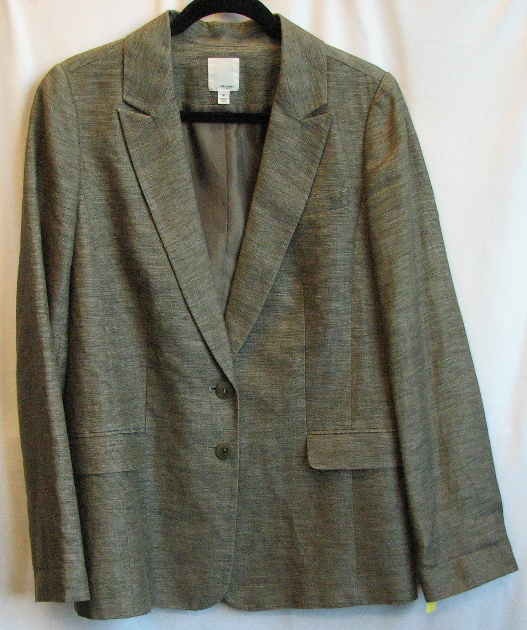 Women's Green Business Jacket - Size Medium