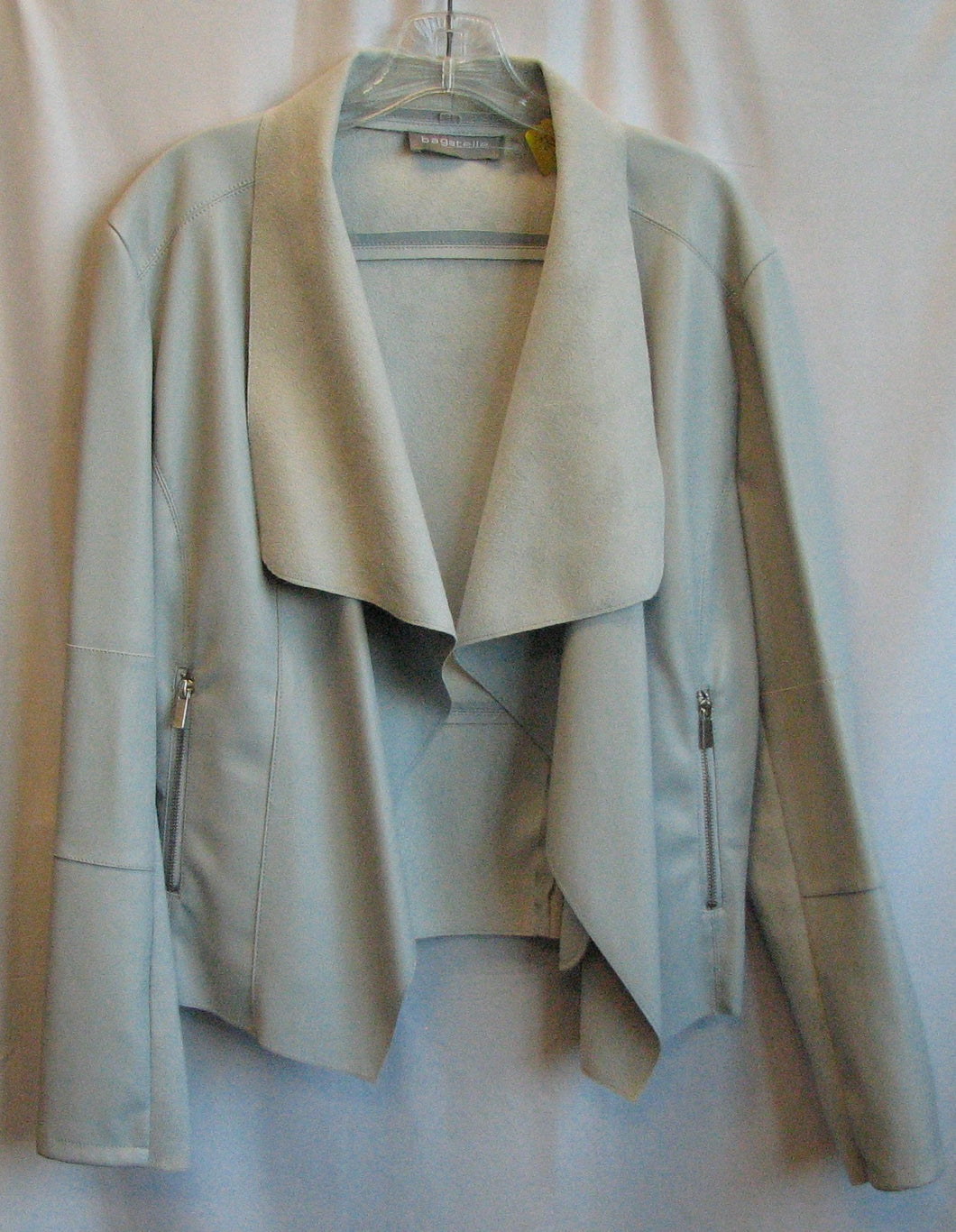 Women's Bagatelle Grey Jacket - Size XL