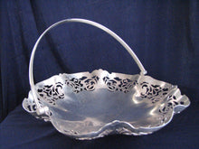 Load image into Gallery viewer, Antique - Silverplate - Pastry Dish              2/2CAB