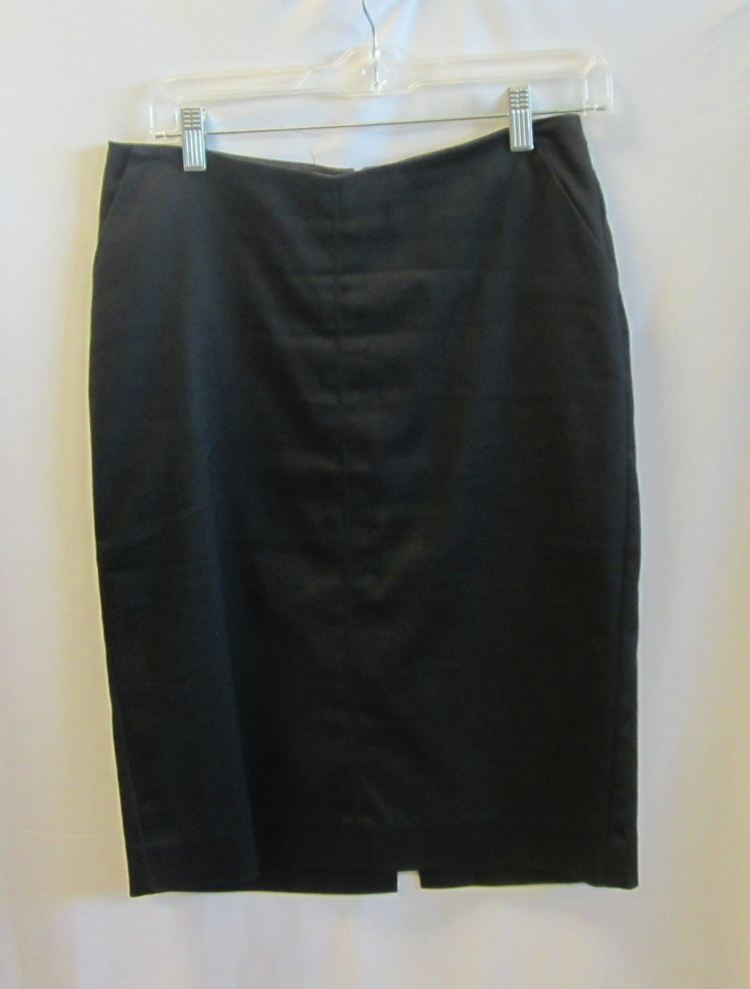Women's Straight Skirt         6       Black                                             12/16B
