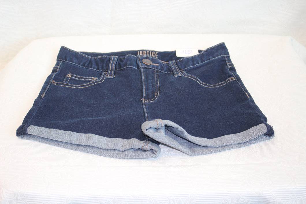 Kids - Girls - Justice Shorts - New   Size 4       2/3A