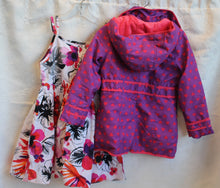 Load image into Gallery viewer, Kids - Girls Bundle - Dress and Jacket   Size 5          2/3A