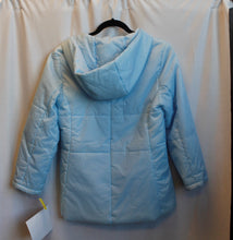 Load image into Gallery viewer, Women's light blue jacket, size small