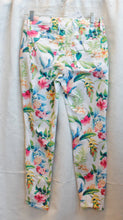 Load image into Gallery viewer, Women's Multicolored Flowered Pants             S                                        1/13C