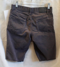 Load image into Gallery viewer, Boy's Grey Jean Shorts                                   12                                                       1/20B