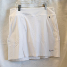 Load image into Gallery viewer, Women's - Golf Skirt - White, Nike - size Small    1/20B