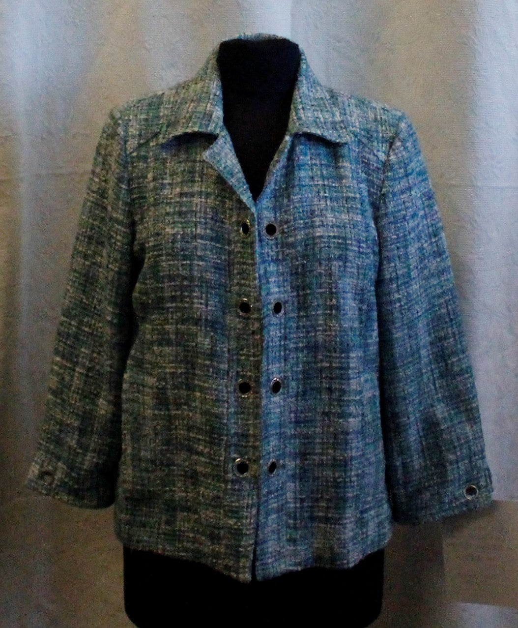 Women's Tweed Jacket                             M                                           1/27A