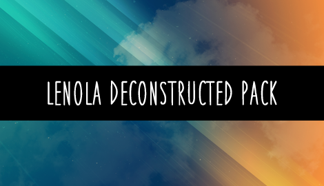 Kite in Cloud - Lenola Deconstructed Collection Pack