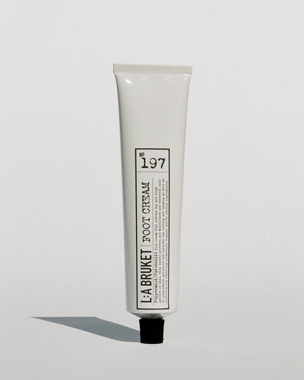NR. 197 FOOT CREAM PATCHOULI/PEPPERMINT