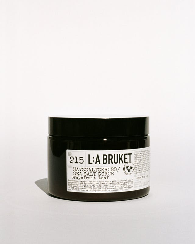 NR. 215 SEA SALT SCRUB GRAPEFRUIT LEAF
