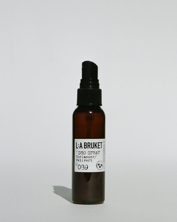 NR.089 DEO SPRAY CORIANDER/VETIVER