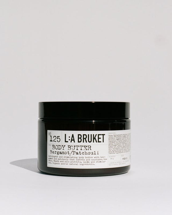 NR. 125 BODY BUTTER BERGAMOT/PATCHOULI