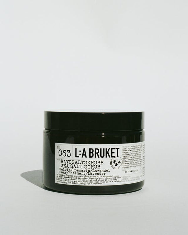 NR. 063 SEA SALT SCRUB SAGE/ROSEMARY/LAVENDER