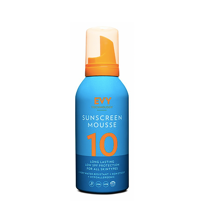 SUNSCREEN MOUSSE SPF 10