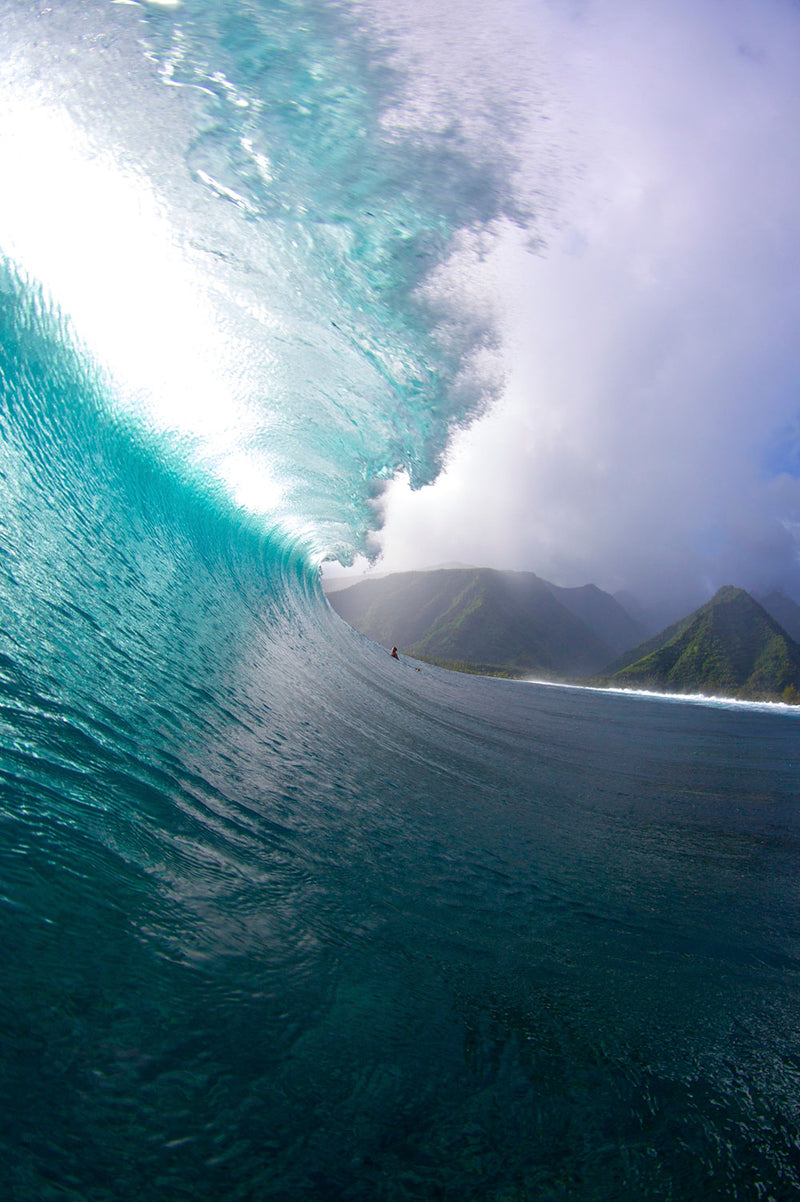 MY OWN PRIVATE TEAHUPO'O